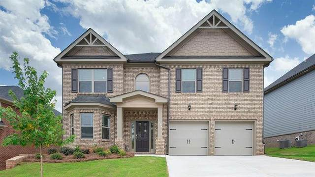 3474 Brook Rose Lane, Stonecrest, GA 30038 (MLS #6803592) :: Tonda Booker Real Estate Sales