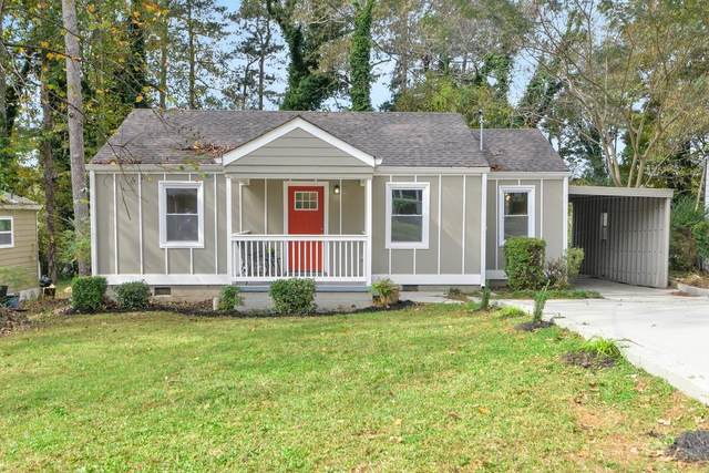 2123 Rachael Street SE, Atlanta, GA 30315 (MLS #6803622) :: The Zac Team @ RE/MAX Metro Atlanta