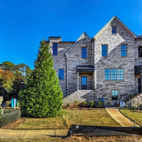 2862 Stonehall Court, Smyrna, GA 30080 (MLS #6803658) :: North Atlanta Home Team