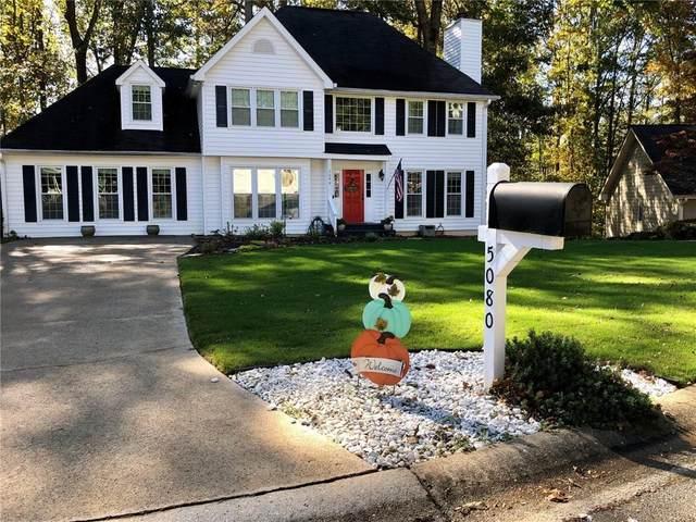 5080 Sugar Creek Drive, Sugar Hill, GA 30518 (MLS #6803673) :: North Atlanta Home Team