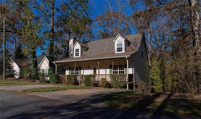 3322 Cove Overlook Drive, Gainesville, GA 30501 (MLS #6803690) :: North Atlanta Home Team