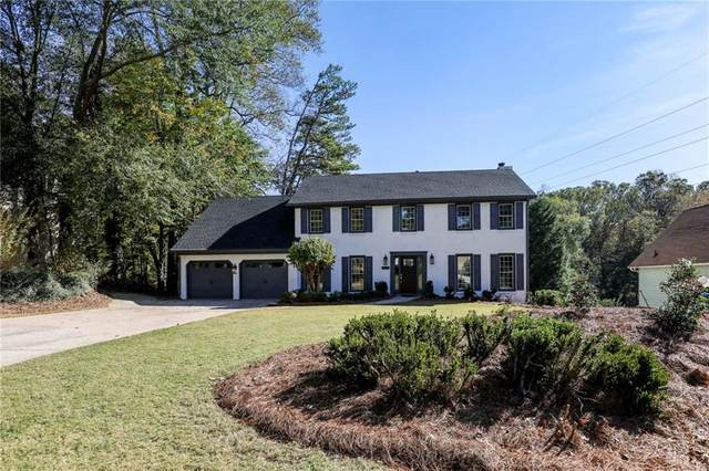 660 Creekwood Drive, Marietta, GA 30068 (MLS #6803703) :: Keller Williams Realty Atlanta Classic
