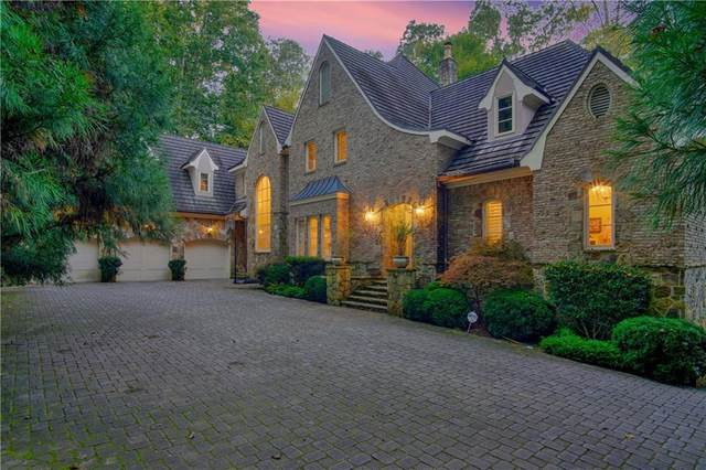 5151 Long Island Drive NW, Atlanta, GA 30327 (MLS #6803747) :: Oliver & Associates Realty