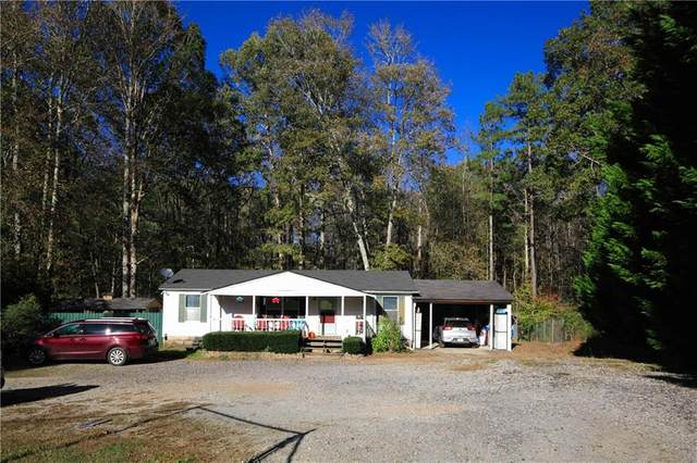 323 Ball Field Road, Waleska, GA 30183 (MLS #6803888) :: Path & Post Real Estate