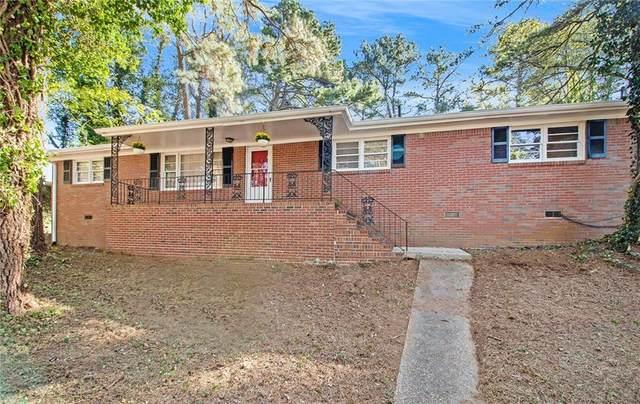 1989 Lee Drive, Austell, GA 30168 (MLS #6803918) :: North Atlanta Home Team