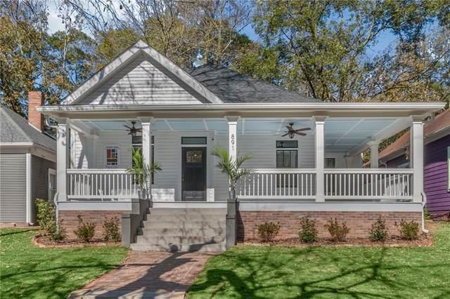 891 White Street SW, Atlanta, GA 30310 (MLS #6803957) :: RE/MAX Prestige