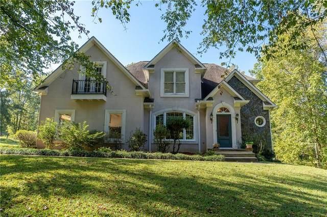 212 Eddie Allen Road, Grantville, GA 30220 (MLS #6804012) :: North Atlanta Home Team