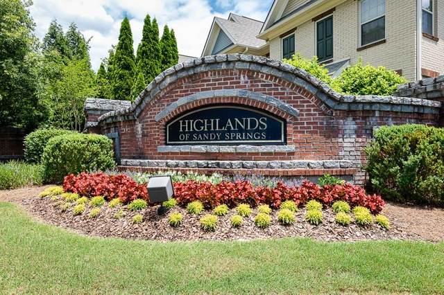 7295 Highland Bluff, Atlanta, GA 30328 (MLS #6804034) :: Dillard and Company Realty Group