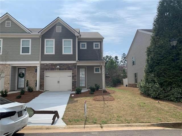 1286 Taylor Way #208, Stone Mountain, GA 30083 (MLS #6804142) :: North Atlanta Home Team