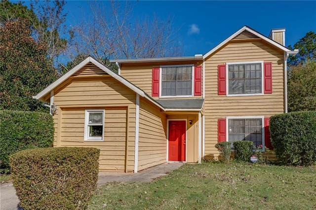702 Durham Crossing, Stone Mountain, GA 30083 (MLS #6804202) :: The Zac Team @ RE/MAX Metro Atlanta
