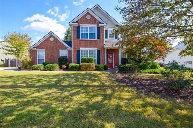 168 Ancient Oaks Way, Hiram, GA 30141 (MLS #6804330) :: North Atlanta Home Team