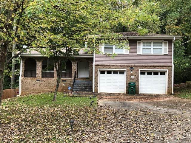 2810 Leisure Woods Lane, Decatur, GA 30034 (MLS #6804349) :: Rock River Realty