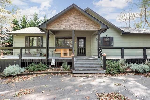 960 Palisade Drive, Ellijay, GA 30540 (MLS #6804436) :: North Atlanta Home Team