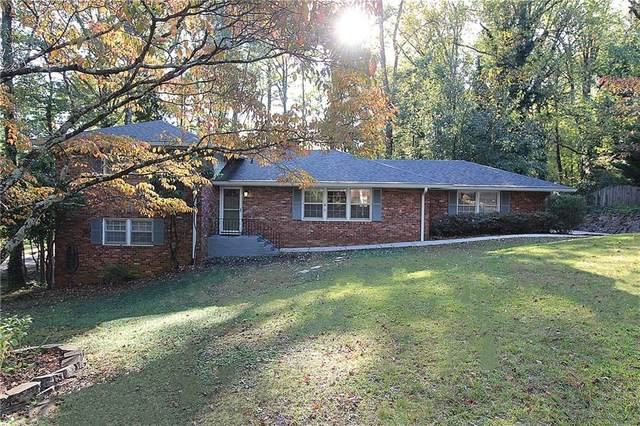 727 Kiowa Drive NE, Marietta, GA 30060 (MLS #6804521) :: North Atlanta Home Team