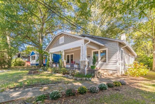 774 Moreland Avenue, Atlanta, GA 30316 (MLS #6804532) :: Oliver & Associates Realty
