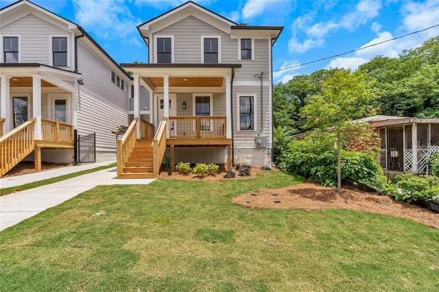 85 Mayson Avenue NE B, Atlanta, GA 30307 (MLS #6804541) :: 515 Life Real Estate Company