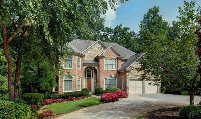 4869 Lake Forrest Drive, Sandy Springs, GA 30342 (MLS #6804547) :: Dillard and Company Realty Group