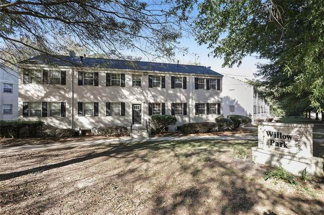 417 Willow Lane #4, Decatur, GA 30030 (MLS #6804559) :: Oliver & Associates Realty