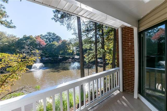 1288 Keys Lake Drive NE, Brookhaven, GA 30319 (MLS #6804568) :: KELLY+CO