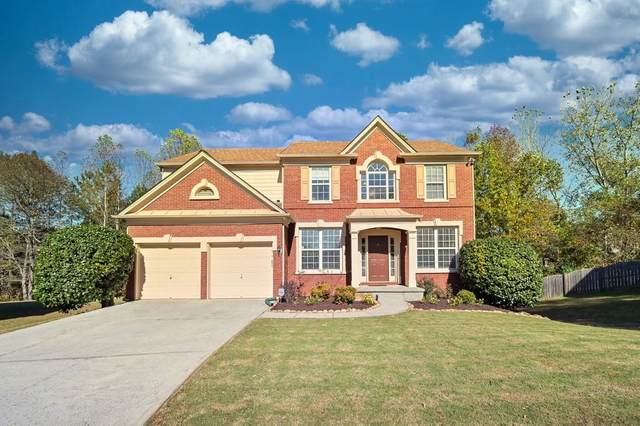3516 Donamire Way NW, Kennesaw, GA 30144 (MLS #6804594) :: Path & Post Real Estate