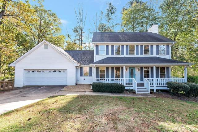 3560 Ridgewood Circle, Gainesville, GA 30504 (MLS #6804613) :: North Atlanta Home Team