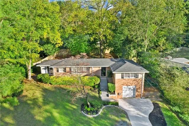 3795 Longview Drive, Atlanta, GA 30341 (MLS #6804622) :: Tonda Booker Real Estate Sales