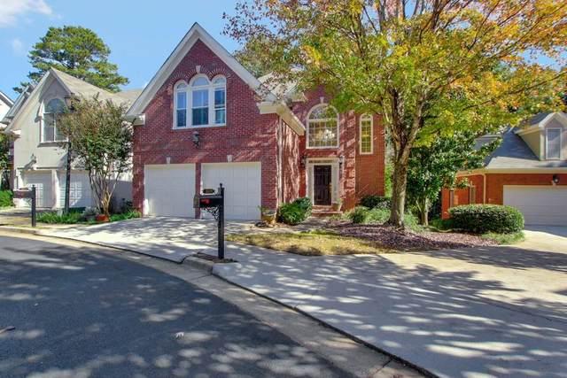 2023 Lenox Cove Circle, Atlanta, GA 30319 (MLS #6804708) :: Charlie Ballard Real Estate
