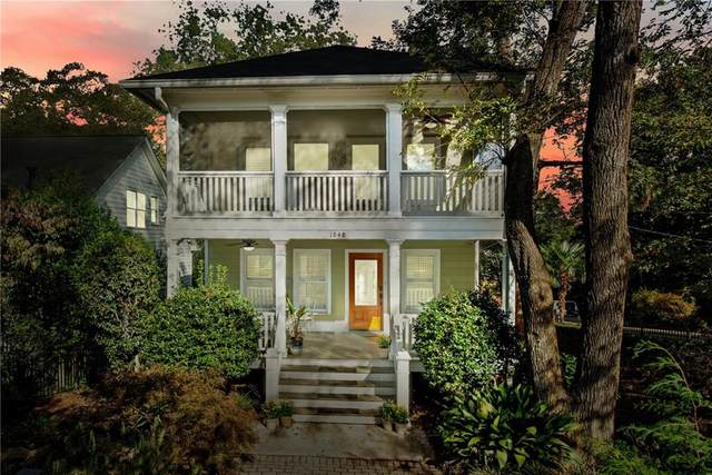 1848 New York Avenue NE, Atlanta, GA 30307 (MLS #6804718) :: KELLY+CO