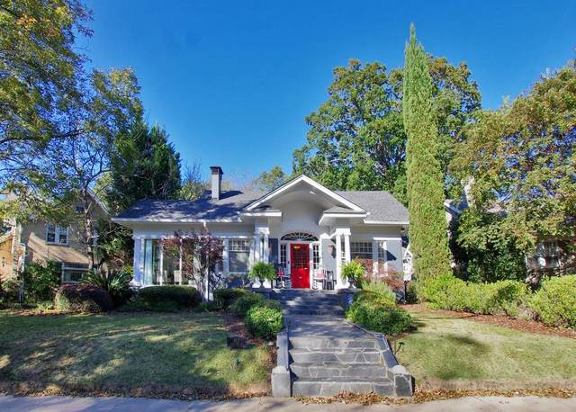612 Park Drive NE, Atlanta, GA 30306 (MLS #6804720) :: Dillard and Company Realty Group