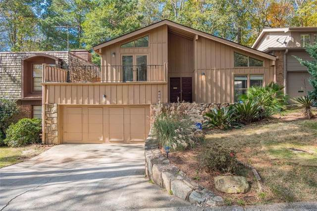 305 Lakeview Ridge W, Roswell, GA 30076 (MLS #6804746) :: Path & Post Real Estate