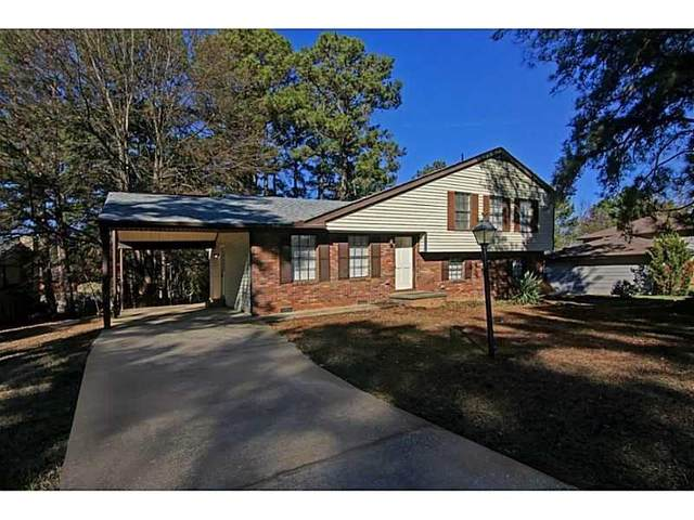 5765 Twain Drive, Ellenwood, GA 30294 (MLS #6804768) :: The Justin Landis Group