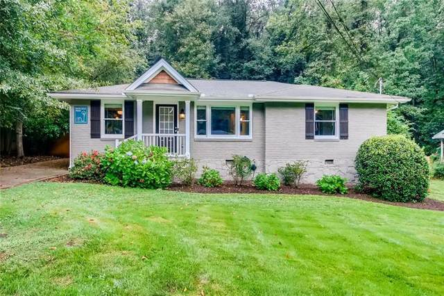 2567 Mccurdy Way, Decatur, GA 30033 (MLS #6804878) :: The Heyl Group at Keller Williams