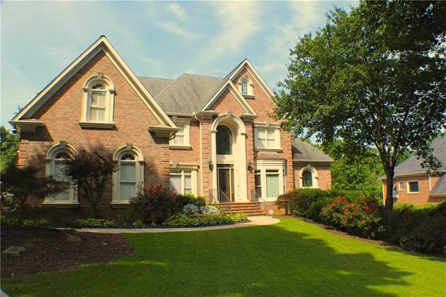 2760 Sugarloaf Club Drive, Duluth, GA 30097 (MLS #6804886) :: Tonda Booker Real Estate Sales
