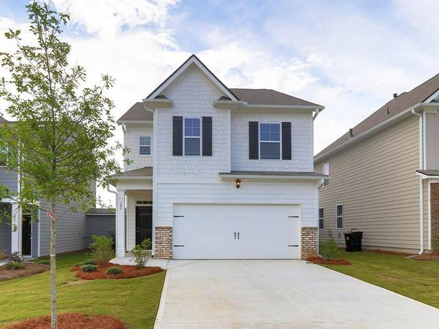 606 Wayland Court, Fairburn, GA 30213 (MLS #6804898) :: Oliver & Associates Realty