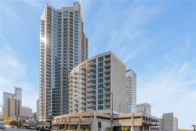 400 W Peachtree Street NW #2211, Atlanta, GA 30308 (MLS #6804961) :: Dillard and Company Realty Group