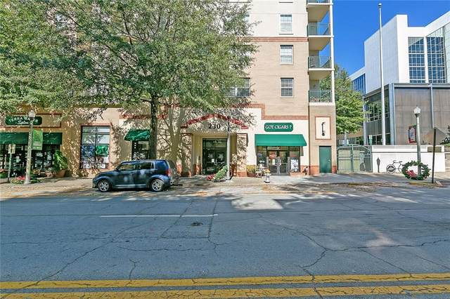 230 E Ponce De Leon Avenue #614, Decatur, GA 30030 (MLS #6805065) :: The Justin Landis Group