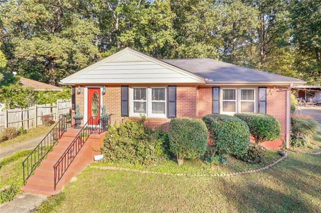 2064 Edgemore Drive SE, Atlanta, GA 30316 (MLS #6805113) :: The Justin Landis Group