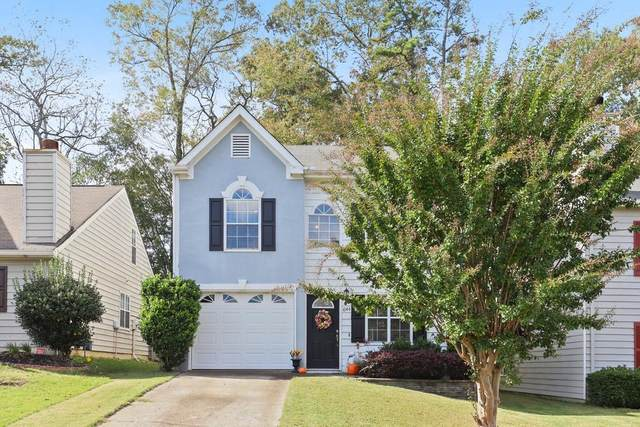 1044 Hillsborough Chase NW, Kennesaw, GA 30144 (MLS #6805167) :: Path & Post Real Estate