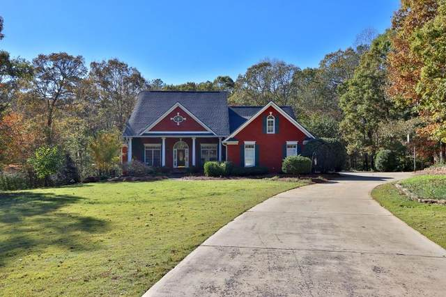 151 Amber Lake Drive, Ball Ground, GA 30107 (MLS #6805201) :: Path & Post Real Estate