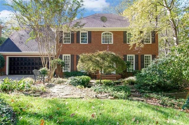 5494 Fort Fisher Way, Peachtree Corners, GA 30092 (MLS #6805257) :: AlpharettaZen Expert Home Advisors
