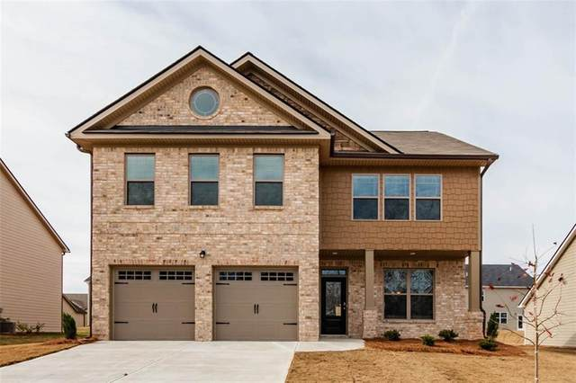 1267 Brookstone Circle Ne, Conyers, GA 30012 (MLS #6805268) :: The Realty Queen & Team