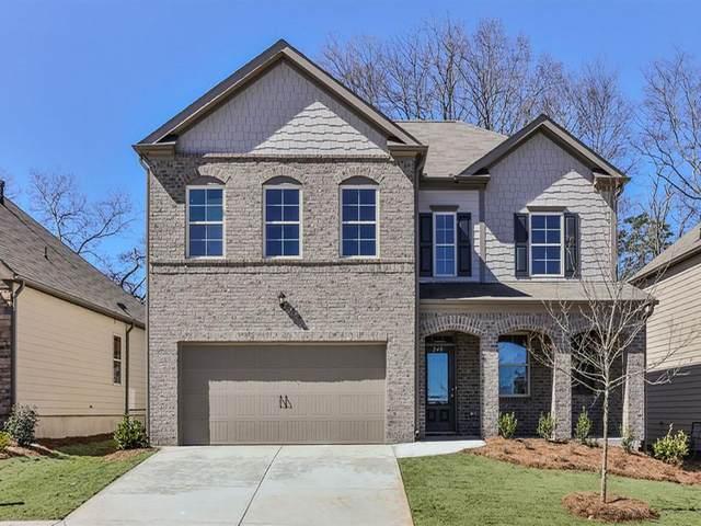 2888 Legacy Park Drive, Lithia Springs, GA 30122 (MLS #6805281) :: Tonda Booker Real Estate Sales