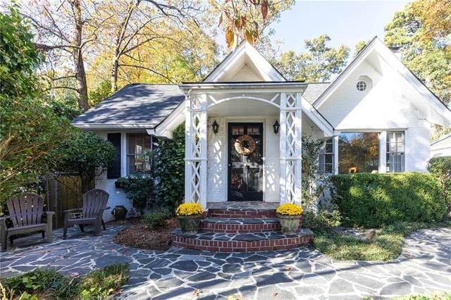 2044 Cottage Lane NW, Atlanta, GA 30318 (MLS #6805287) :: The Zac Team @ RE/MAX Metro Atlanta