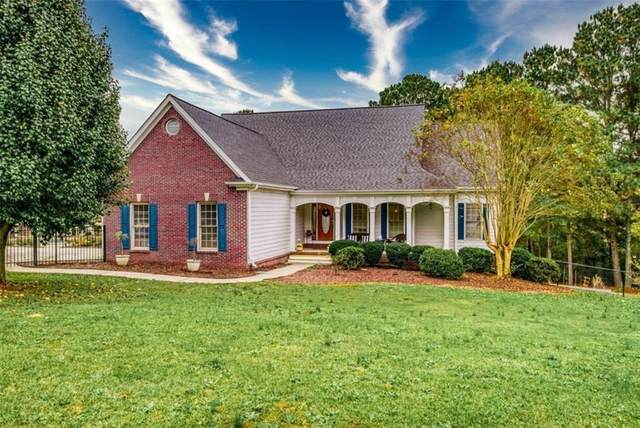 3091 Sharon Church Road N, Loganville, GA 30052 (MLS #6805365) :: North Atlanta Home Team