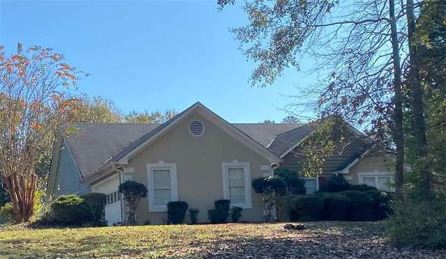 1080 Smoke Hill Lane, Hoschton, GA 30548 (MLS #6805399) :: Tonda Booker Real Estate Sales