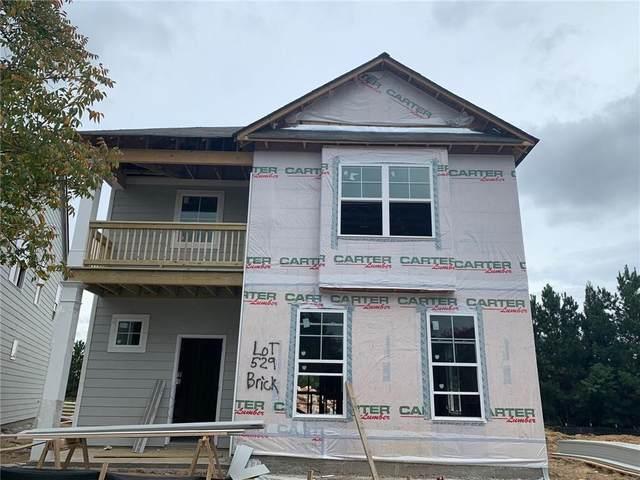 843 Venture Way SW, Atlanta, GA 30331 (MLS #6805402) :: AlpharettaZen Expert Home Advisors