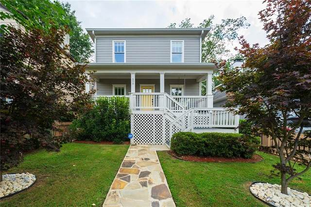 576 John Wesley Dobbs Avenue NE, Atlanta, GA 30312 (MLS #6805404) :: Dillard and Company Realty Group