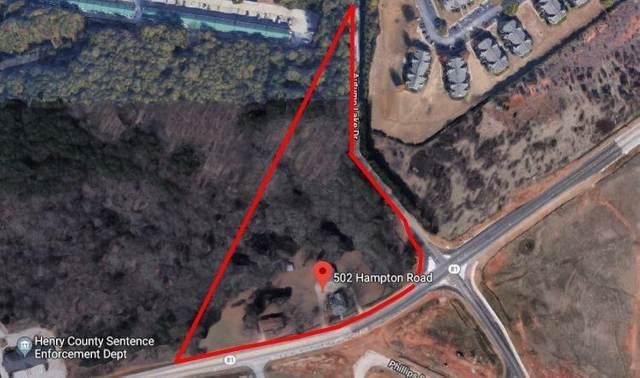 502 Hampton Road, Mcdonough, GA 30084 (MLS #6805451) :: North Atlanta Home Team