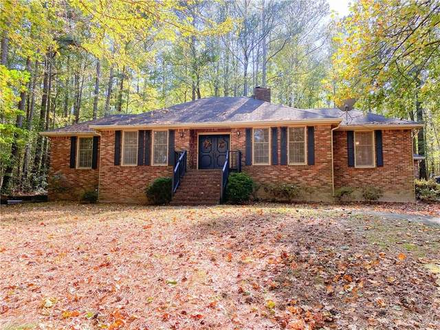 135 Bon Ami Court, Fayetteville, GA 30214 (MLS #6805470) :: North Atlanta Home Team