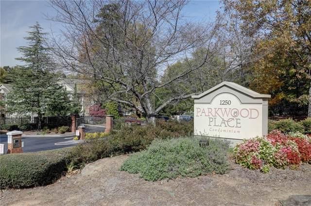 1250 Parkwood Circle SE #2206, Atlanta, GA 30339 (MLS #6805541) :: AlpharettaZen Expert Home Advisors
